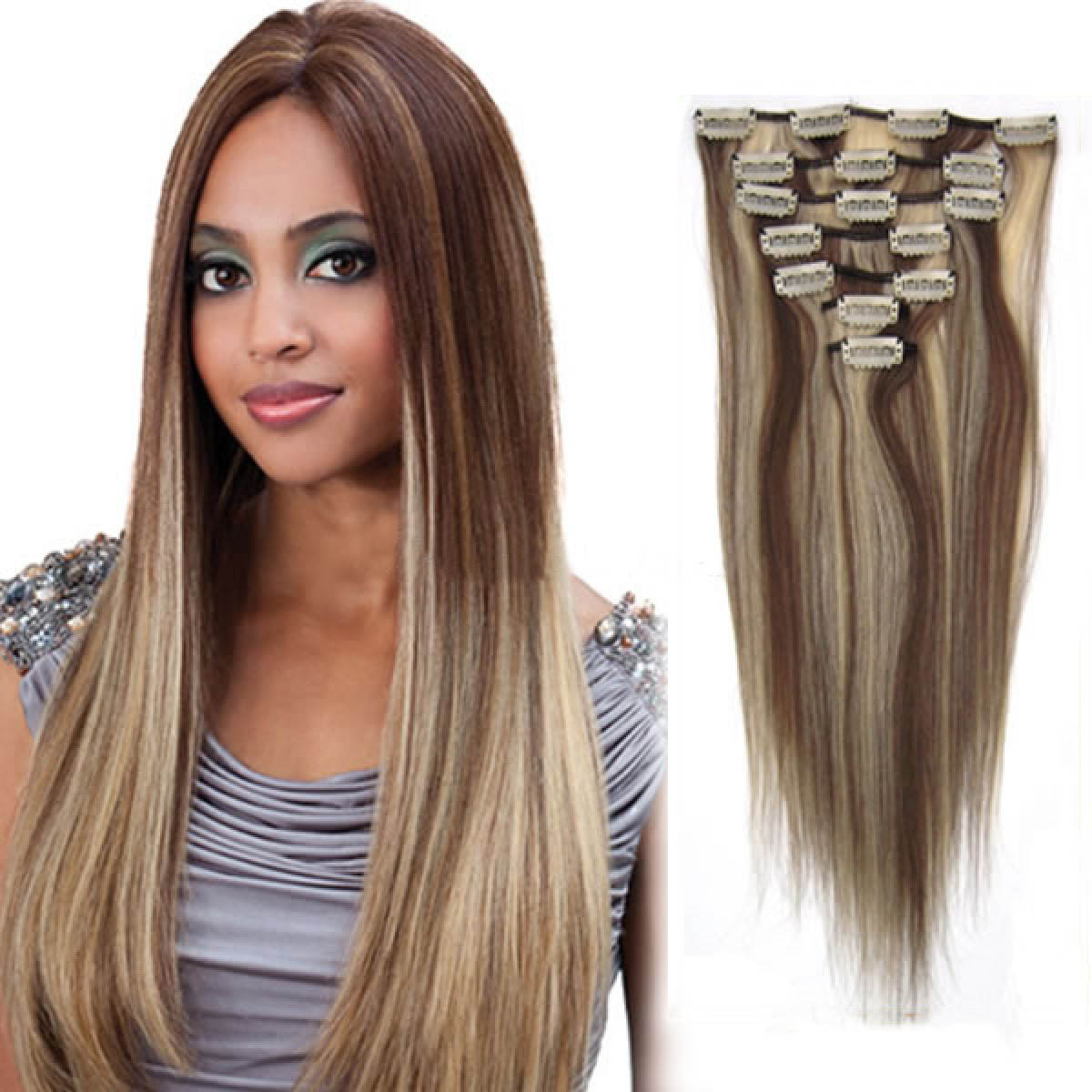 Cheap clip in human hair extensions for sale trendy hairstyles cheap clip in human hair extensions for sale pmusecretfo Choice Image