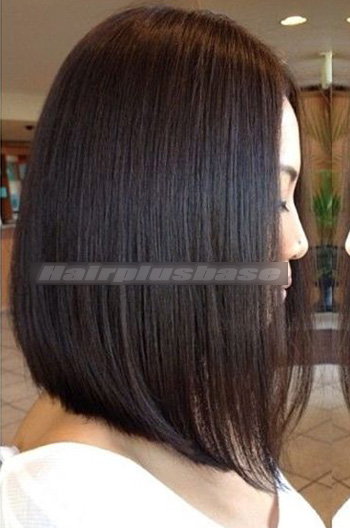 Remarkable Trendy Long Bob Hairstyle Black Color Human Hair Lace Wigs Schematic Wiring Diagrams Amerangerunnerswayorg